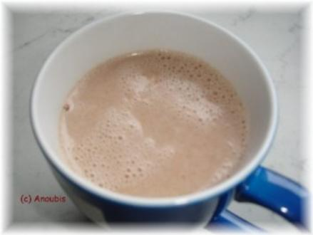 Heißgetränk - Heiße Überraschung - Rezept