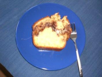 Kuchen mit versteckten Bountys :-) - Rezept