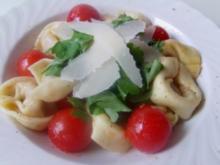 "Tortellini Tricolor "" Kadeka "" - Rezept"