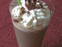 After Eight - Milch - Rezept