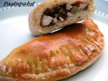 Empanadas mit Hähnchenfüllung - Rezept