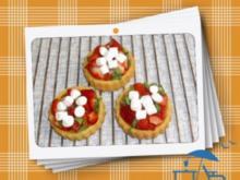 Erdbeer Marshmallow Biskuits (indirektes Grillen) - Rezept