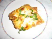 Hack-Zucchini-Lasagne - Rezept