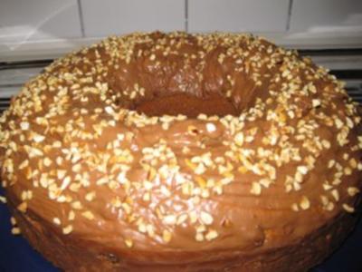 ✭ Gabi's Rosinenkuchen ✭ - Rezept