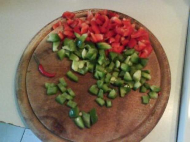 Suppe: Scharfe Buchstabensuppe - Rezept - Bild Nr. 3