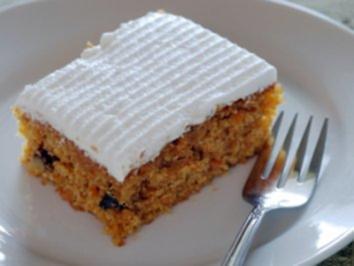 5 Carrot Cake Mit Frischkase Frosting Und Karotten Rezepte Kochbar De