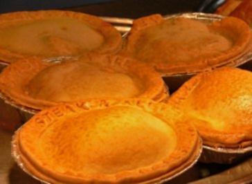 Australian Meat Pie - Rezept