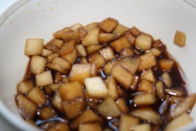 Obstsalat: Balsamico-Melone - Rezept