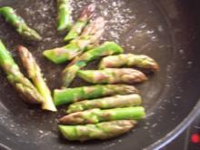 Feines Spargelsüppchen von Grünspargel - Rezept