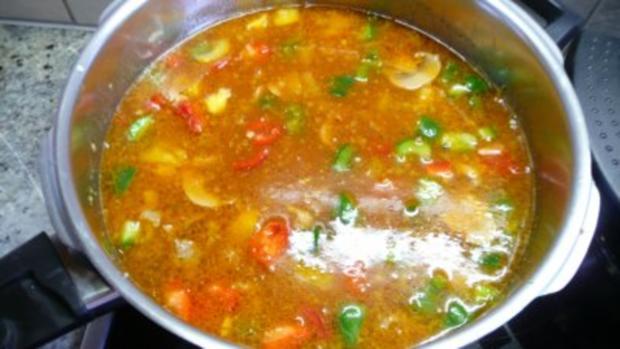 Partysuppe mit fruchtiger Note - Rezept - Bild Nr. 2