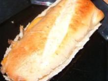 Thunfisch- Baguetts - Rezept
