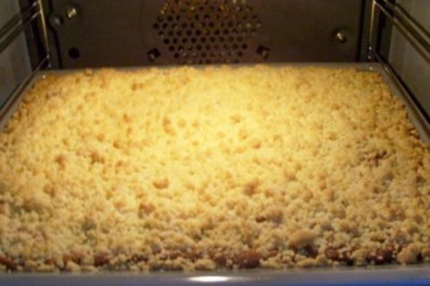 Backen: Walnuss-Quark-Kuchen - Rezept - Bild Nr. 6