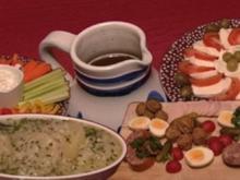 Hessisch Worscht, Hessisch Käs', Hessisch Knerzje, Hessisch Gsöff (Jessica Wahls) - Rezept