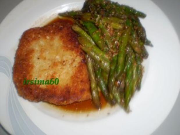 Schnitzel mit Kokospanade - Rezept - Bild Nr. 2