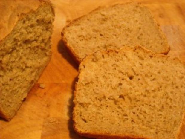 Dinkel-Roggen-Brot - Rezept - Bild Nr. 2