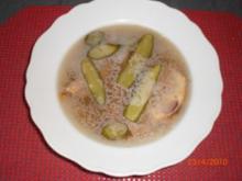 Braten- oder Stadwurstsülze - Rezept