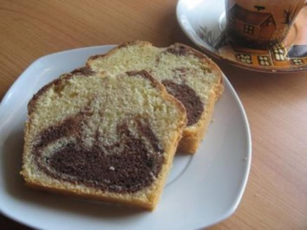 Marmorkuchen - Rezept - Bild Nr. 4