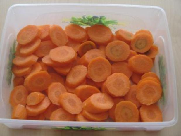 Penne mit Hähnchenbrust und Gemüse - Rezept - Bild Nr. 3