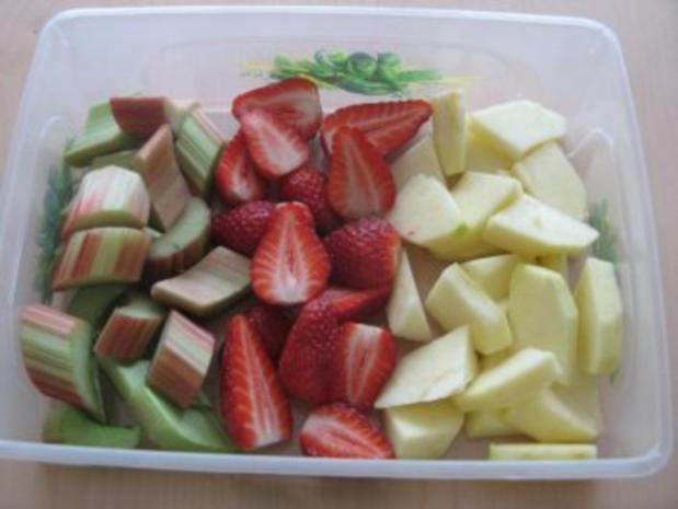 Penne mit Hähnchenbrust und Gemüse - Rezept - Bild Nr. 5