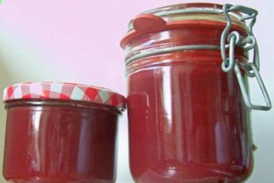 Einmachen: Erdbeermus ... sehr altes Rezept für Erdbeer-Marmelade - Rezept