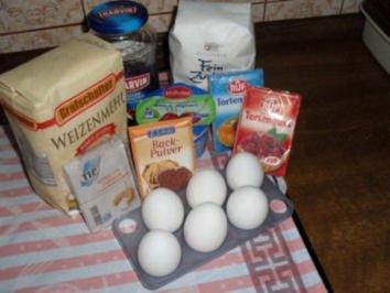Kirschjoghurt - Kuchen - Bilder sind online - Rezept
