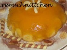Bananen - Orangengelee - Rezept
