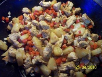 Rezept: Chinesisch Süß - Sauer