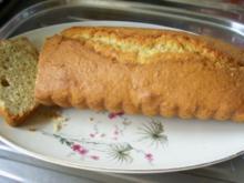 Backen: Gesundheits-Kuchen nach Omas Rezept - Rezept