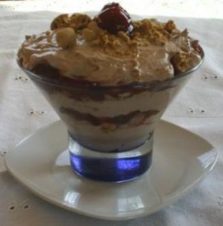 Schoko-Nougat-Creme - Rezept