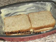 Überbackene Käsesuppe - Rezept