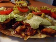 Chicken Teriyaki Sandwich - Rezept