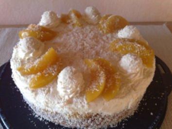 Raffael-Torte - Rezept