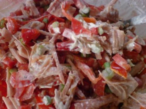 Hackfleisch-Soße schmeckt lecker zu Spaghetti - Rezept - Bild Nr. 11
