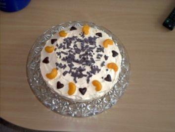 Sekt in der Torte!! - Rezept