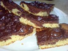 Marmor-Amarettini-Kuchen - Rezept