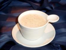 Warmer GLYX-Grieß aus der Mikrowelle - Rezept