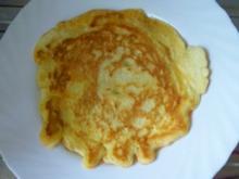 Kochen: Pfannkuchen / Eierkuchen ala Oma - Rezept