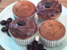 Kaffee Muffins - Rezept