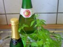 Getränk: Waldmeister-Bowle - Rezept