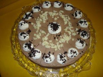 Cappuccino-Torte - Rezept