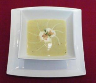 Potage aux pommes et aux panais - Rezept - Bild Nr. 2