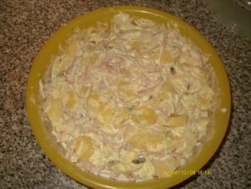 Kartoffelsalat nach Mutters Art - Rezept