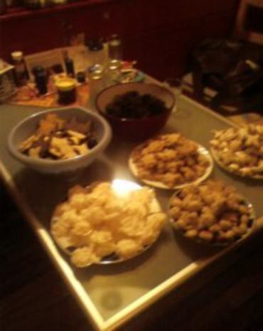 Plätzchen/Kekse: Schokocrossies - Rezept