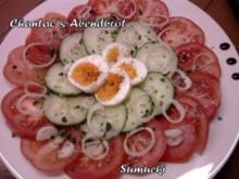 Chantal`s Abendessen - Rezept
