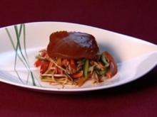 Thai-Tuna auf Sprossengemüse (Marie Amière) - Rezept