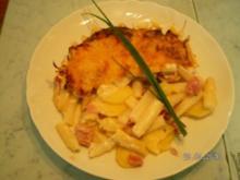 Spargel-Kartoffel-Auflauf - Rezept