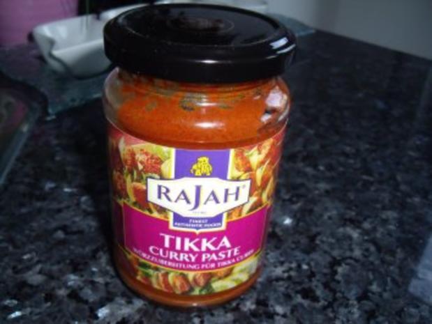 Indisch: Chicken Tikka Masala - Rezept - Bild Nr. 2