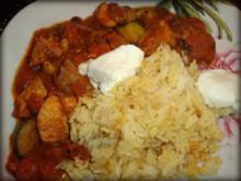 Indisch: Chicken Tikka Masala - Rezept