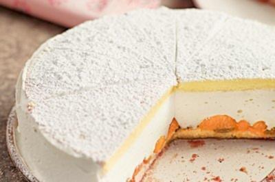 Käsesahnetorte - Rezept