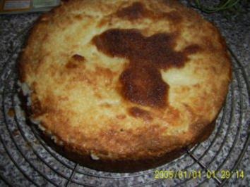 Kirsch-Kokos-Becherkuchen - Rezept